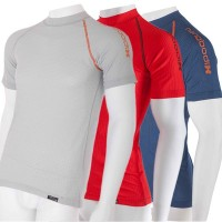 Barevné pánské termo trička řady Comfort