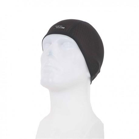 Tenká černá antibakteriální čepice pod helmu rady Comfort 51aaf3a4ba
