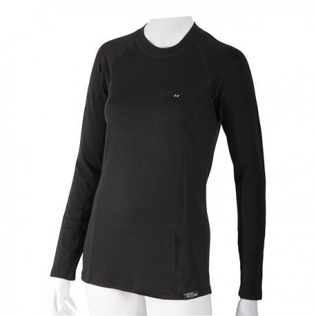 Dámské černé tričko s dlouhým rukávem řady Still