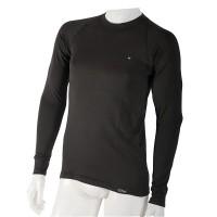 Pánské černé tričko s dlouhým rukávem řady Still