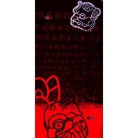 Šátek 4Fun Mask Red