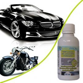 NANO ochrana laku automobilů a motocyklů 50ml