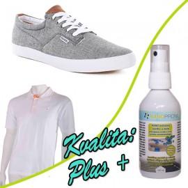 NANO impregnace textilu a obuvi Kvalita Plus+ 100ml