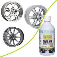 NANO ochrana disků kol pro 2-3 automobily 100ml