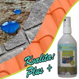 NANO impregnace pro minerální povrchy a kámen Kvalita Plus+ 200ml