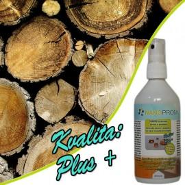 NANO impregnace dřeva a papíru Kvalita Plus+ 200ml