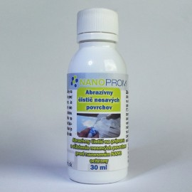 Abrazivní čistič 30 ml