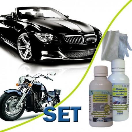 a7047030c75 SET - NANO ochrana laku auto-moto 50ml + Abrazivní čistič 50ml