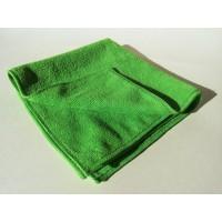 Mikrovláknová utěrka Alpin zelená