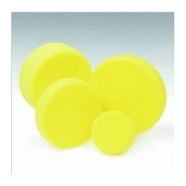 Brusná houbička středně tvrdá žlutá průměr 160x30mm