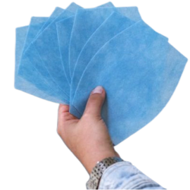 Antivirový NANO.MED.CLEAN filtr 99,9% do rouška - 10 ks