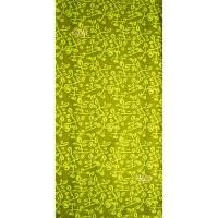 Šátek 4 Fun 8in1 Leaves Green