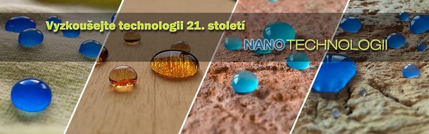 Vyzkoušejte technologii 21. století - NanoTechnologii